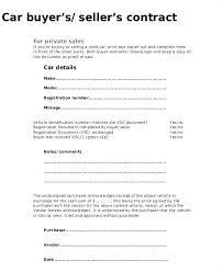 Free Sales Contract Template | Nfcnbarroom.com