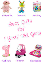 Gifts for 1 Year Old girls include a whole range of fun learning toys! Check out my top picks, Mom approved, baby tested! 50+ Toys Girl Christmas in 2019 | gifts