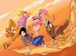 Air Gear and Naruto Crossover - Naruto Fan Art (2762725) - Fanpop