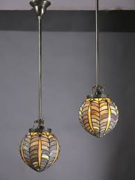 used pendant lighting. vintage mid century leaded glass pendant lighting fixtures can mix well with other periods where used