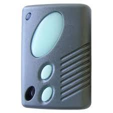 gliderol garage doors grey standard hand transmitter