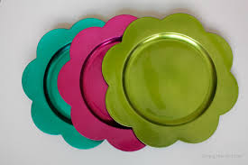 Image result for flower shaped plate
