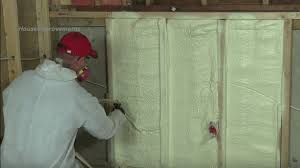 step by step learning the safe way to do spray foam insulation all by yourself brilliant diy