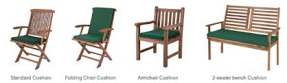 garden seat pad weather proof features garden furniture cushion range