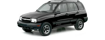 All Chevy 2001 chevy tracker mpg : 2000 Chevrolet Tracker Overview | Cars.com