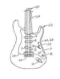 Luxury b c rich warlock wiring diagram images electrical system