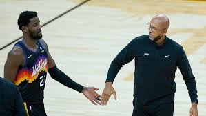 The phoenix suns are an american professional basketball team based in phoenix, arizona. Phoenix Suns Coach Monty Williams On His Christian Faith Serving His Team And Forgiving The Driver Who Killed His Wife Cbn News