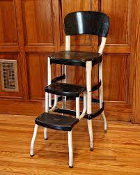 vintage cosco kitchen stool kitchen step stool chair