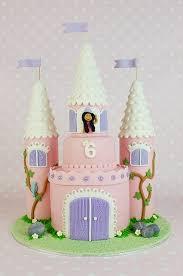 How To Make A Castle Cake Part 1 Cakejournalcom