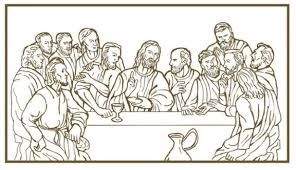 Seven Great Lessons You Can Learn From Communion For Kids Coloring