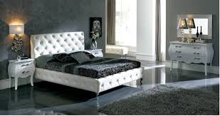Leather Bedroom Furniture Sets 621 Nelly White Bedroom Furniture Set By Dupen Spain Neo Furniture
