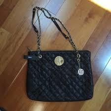 69% off DKNY Handbags - NWT DKNY Black quilted purse from ... & NWT DKNY Black quilted purse Adamdwight.com