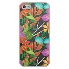 """Чехлы для iPhone 5/5S c дизайнерскими принтами """"Природа ..."""