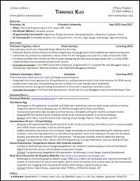 how to prepare a resumes