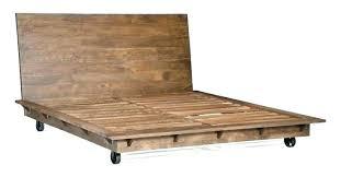 reclaimed wood bed frame. Vintage Wood Bed Frame Old Frames Wooden S Fashioned . Reclaimed