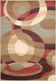 surya riley rly 5007 red area rug