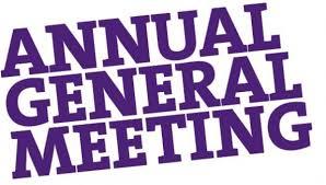 Annual General Meeting Lansdowne Fc