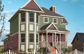 exterior home design. 2. a regal painted lady exterior home design m