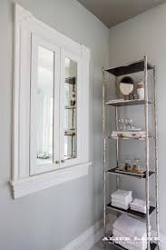 gray wall paintSilver Gray Bathroom Walls Design Ideas