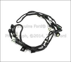 new oem rear bumper parking aid wiring harness ford f image is loading new oem rear bumper parking aid wiring harness