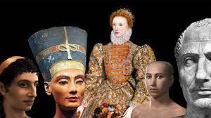 เทคโนโลยีสุดล้ำทำให้เราเห็นตัวจริงของบรรดารูปปั้นยุคประวัติศาสตร์