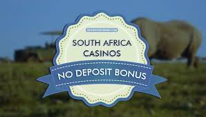 best south african no deposit s
