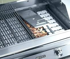 lynx infrared grill reviews grills viking professional inch built in with rotisserie review