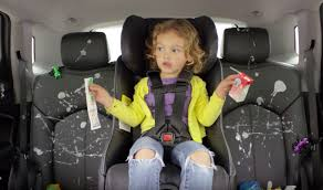car seats need maintenance and cleaning