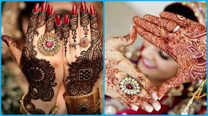 South Indian Bridal Mehndi Designs South Indian Bridal Mehndi Design South Indian Mehndi Design Phoenix Guyzz Fashions