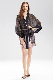 Josie Natori Size Chart Josie Natori Haven Robe Fall 2016 Luxury Lingerie Robe