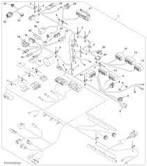 OEM Wiring Harness Connectors 9630 tractor cab wiring harness connectors (2 2) (pst) epc john deere online