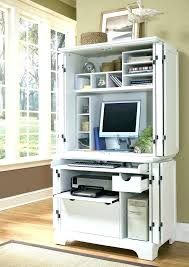 sauder computer desk hutch full image for home styles white compact computer desk hutch assembly instructions
