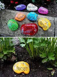 rock stone garden decor 7