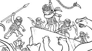 Small Picture Lego Ninjago Coloring Pages Ninjago Coloring Pages Coloring 8460