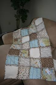 39 best Quilts for sale. images on Pinterest | Babies, Kitchen and ... & Baby Rag Quilt by mpeechatka on Etsy, via Etsy. Adamdwight.com