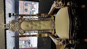 throne desk chair new this is a beautiful throne chair to for any event full