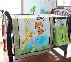 animal crib bedding incredible bedding set embroidery forest animal elephant giraffe tiger animal crib bedding set