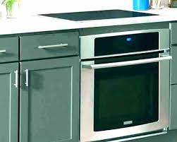 kitchenaid double oven wall ovens double wall oven kitchen aid double oven view all single wall ovens double