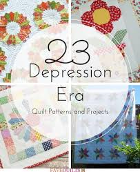 23 Depression Era Quilt Patterns and Projects | FaveQuilts.com & 23 Depression Era Quilt Patterns and Projects Adamdwight.com