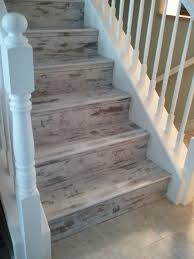 stairs on vinyl tiles luxury vinyl tile and vinyls how do you paint linoleum flooring on