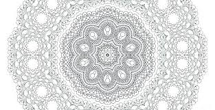 Online Mandala Coloring Pages Intricate Mandala Coloring Pages