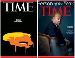 time magazine person of the year. matt lauer grills trump after time magazine names him person of the year g