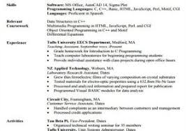 Computer Engineering Resume Samples Computer Engineering Resume Sample