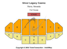 Silver Legacy Reno Grande Exposition Hall Seating Chart Silver Legacy Casino Seating Chart