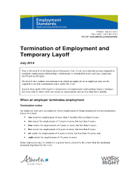 Employee Termination Form Templates - Fillable & Printable Samples ...