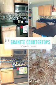 resurfacing formica countertops resurface laminate to look like granite kitchen resurfacing kit elegant totally transform old