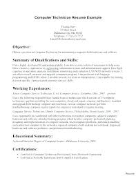 Hardware And Network Engineer Resume Sample Best of Computer Hardware And Networking Resume Format Network Technician