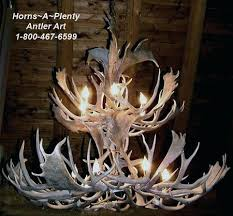 antler light fixture ant inch double tier fallow deer antler chandelier with lights by horns a antler light fixture antler chandeliers deer