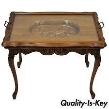 1900 1950 tray top coffee table vatican