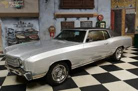 Classic 1970 Chevrolet Monte Carlo Coupe for Sale #1986 - Dyler